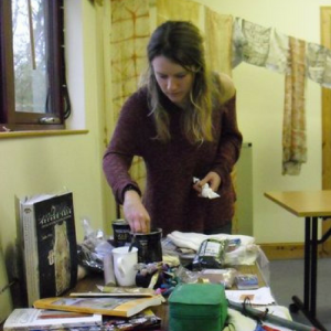 shibori and natural dye workshop