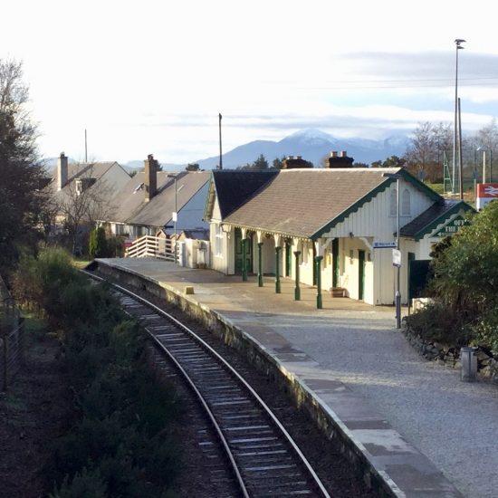 Plockton station